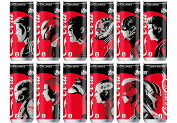 Avengers: Endgame Coca-Cola