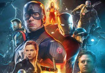 Avengers Endgame jenerik sonu video izle