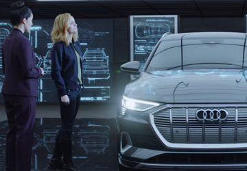 Captain Marvel Audi
