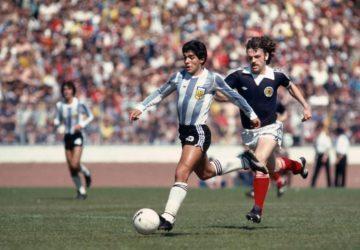 Diego Maradona fragmanı