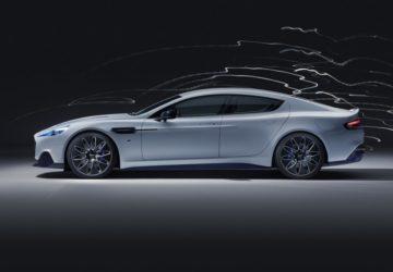 Aston Martin Rapide E özellikleri