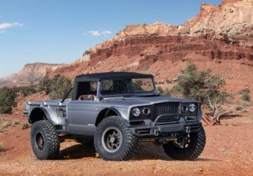 Jeep 53. Moab Easter Jeep Safari