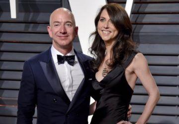 Jeff Bezos rekor nafaka