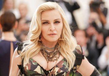 Madonna 2019 Eurovision Şarkı Yarışması