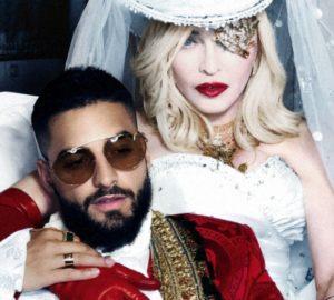 Madonna & Maluma Medellín