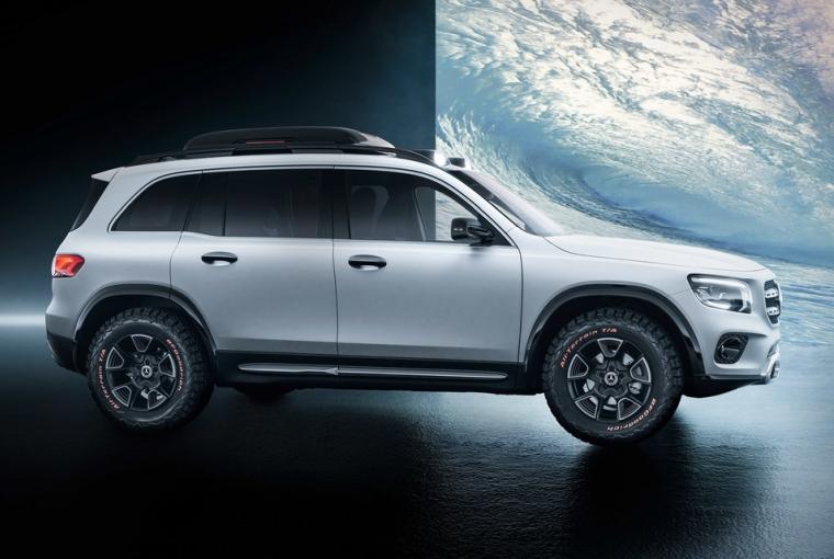 Mercedes-Benz Concept GLB SUV