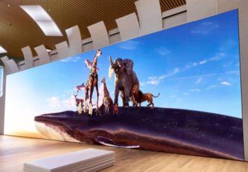 Sony 16K TV