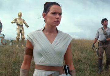 Star Wars Episode IX The Rise of Skywalker ilk fragmanı
