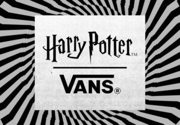 Vans Harry Potter