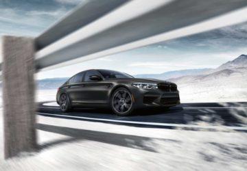 2020 BMW M5 Edition 35 Years