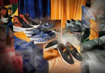 Harry Potter x Vans Koleksiyonu
