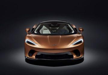 McLaren GT Grand Tourer