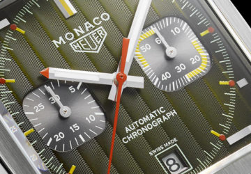 Tag Heuer Monaco 1970s Special Edition 50th Anniversary