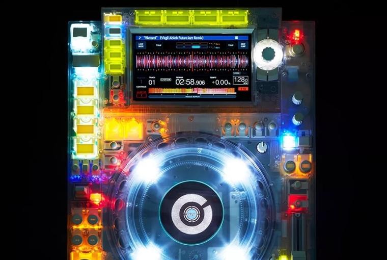 Virgil Abloh Pioneer DJ