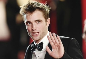 Yeni Batman Robert Pattinson