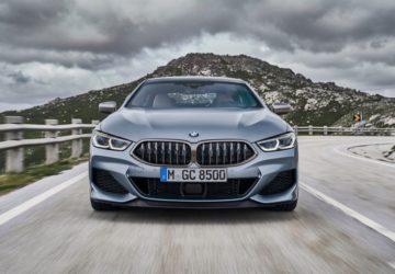 2020 BMW 8 Serisi Gran Coupe