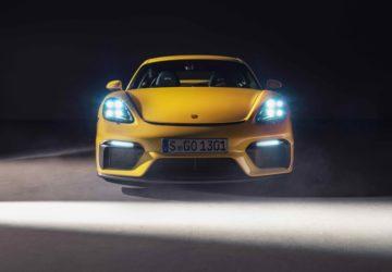 2020 Porsche 718 Cayman GT4 ve 718 Spyder