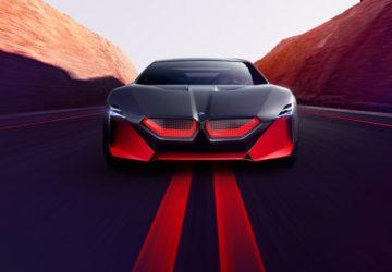 BMW Vision M Next Coupe Concept
