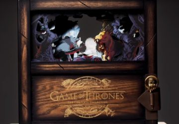 Game of Thrones: The Complete Collection Blu-Ray Box Set
