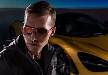 McLaren Vision gözlük