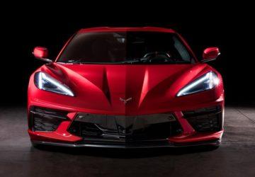 2020 Chevrolet Corvette Stingrey Coupe
