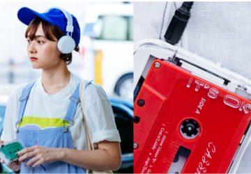 Bluetooth 5.0 özellikli kaset çalar