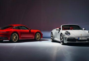 2020 Porsche 911 Carrera, 2020 Porsche 911 Carrera Cabriolet