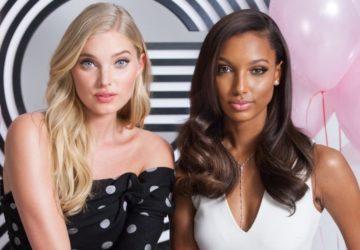 Victoria's Secret, Jasmine Tookes, Elsa Hosk