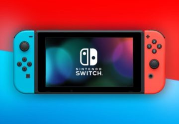 Yenilenen Nintendo Switch