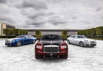 2019 Rolls-Royce Ghost Zenith
