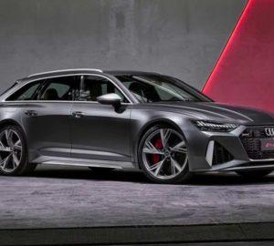 2020 Audi RS 6 Avant Wagon