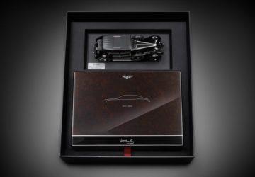 Bentley Mulsanne W.O. Edition by Mulliner özel anahtar kutusu