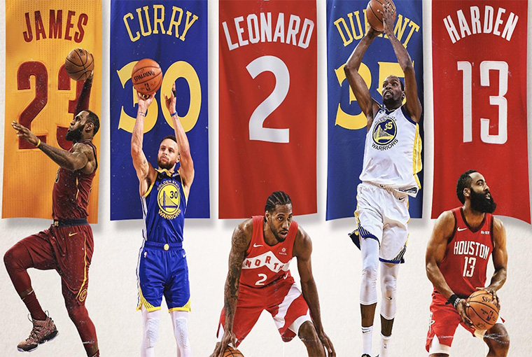 en iyi 15 NBA oyuncusu