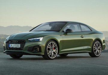 2020 Audi A5 özellikleri