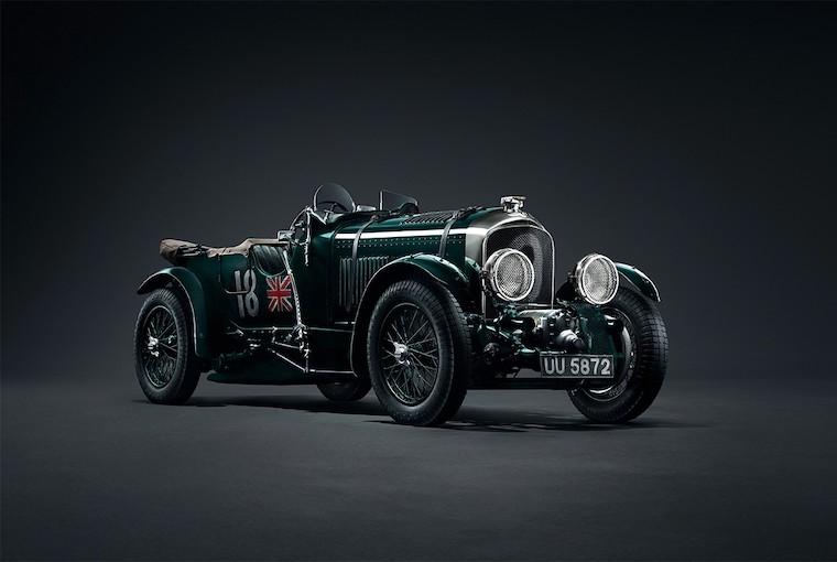 Bentley 1929 Blower