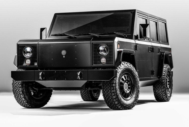 Bollinger Motors B1 & B2