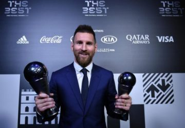 2019 FIFA Futbol Ödülleri