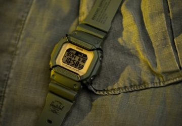 Herschel Supply Co. & G-SHOCK