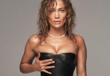 Jennifer Lopez GQ Yılın Erkekleri