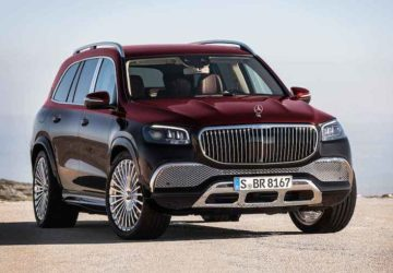 Mercedes-Maybach GLS 600 4MATIC