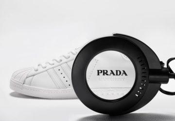 Prada x Adidas Superstar