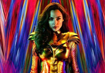 Wonder Woman 1984 fragmanı