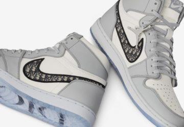 Dior Air Jordan 1 High OG