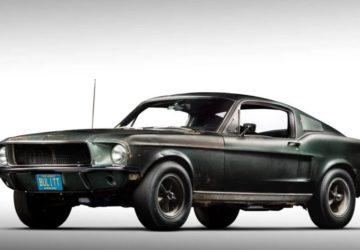 Bullitt Ford Mustang