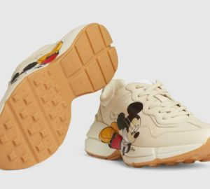 Disney x Gucci Mickey Mouse