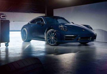 Porsche 911 Belgian Legend Coupe