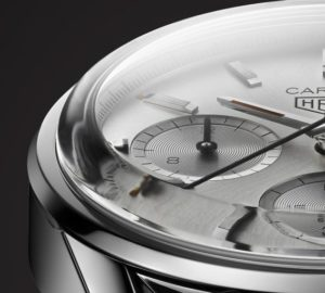 TAG Heuer Carrera160 Years Silver Limited Edition