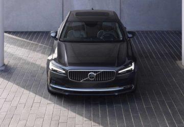 2020 Volvo S90 ve Volvo V90 özellikleri