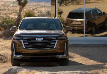 2021 Cadillac Escalade özellikleri