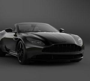 2021 Aston Martin DB11 Shadow Edition